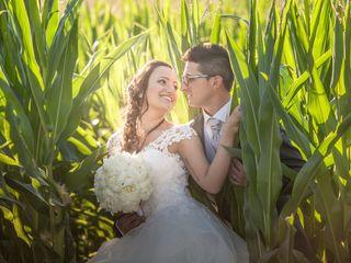 Le nozze di Laura e Thomas