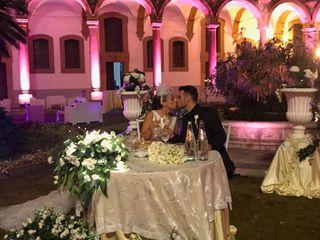 Le nozze di Maria Rosa e Andrea