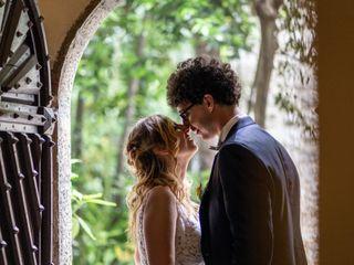 Le nozze di Irina e Diego