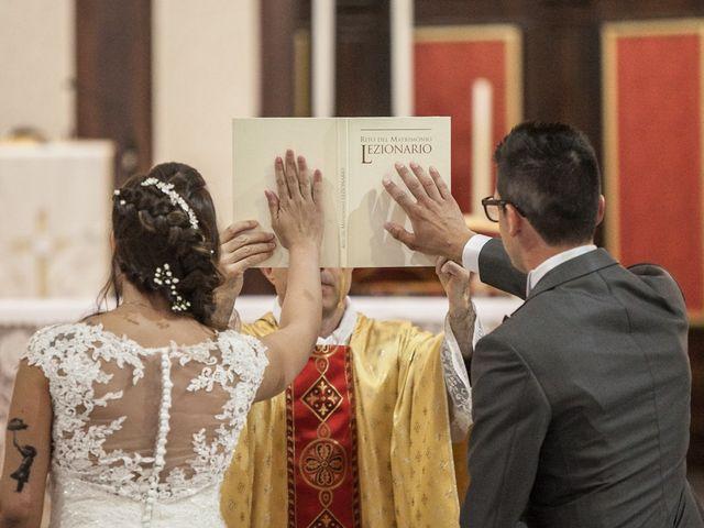 Il matrimonio di Thomas e Laura a Porto Tolle, Rovigo 11