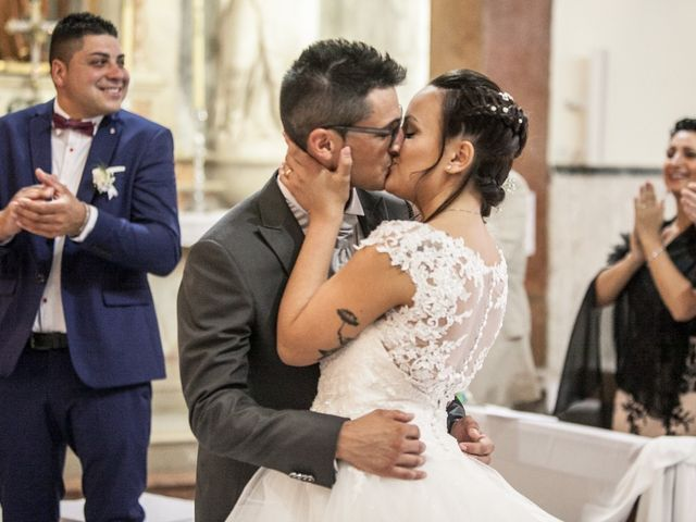 Il matrimonio di Thomas e Laura a Porto Tolle, Rovigo 18