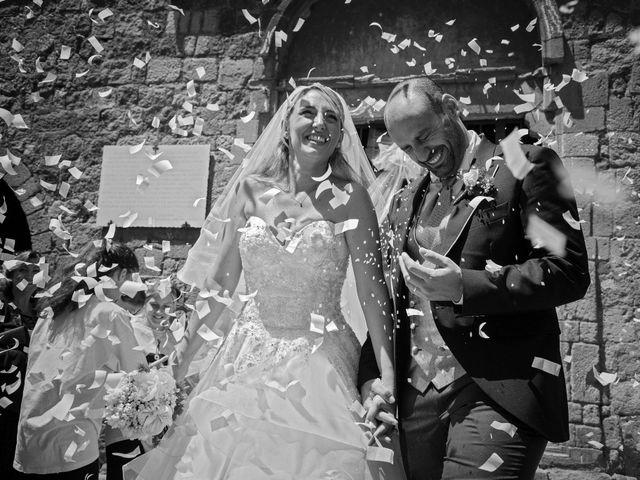 Il matrimonio di Luca e Alessia a Viterbo, Viterbo 23