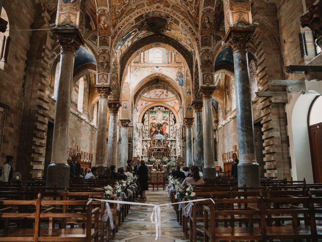 Il matrimonio di Salvo e Valeria a Palermo, Palermo 28