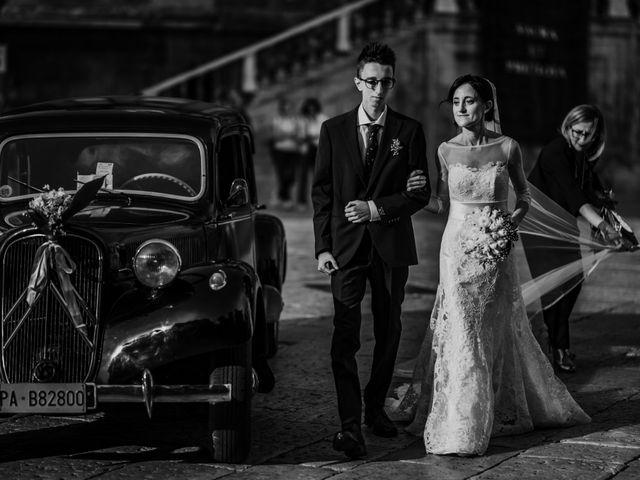 Il matrimonio di Salvo e Valeria a Palermo, Palermo 33