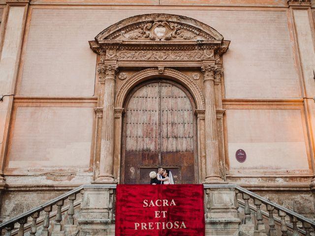 Il matrimonio di Salvo e Valeria a Palermo, Palermo 71