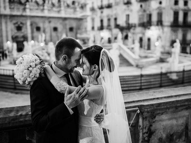 Il matrimonio di Salvo e Valeria a Palermo, Palermo 72