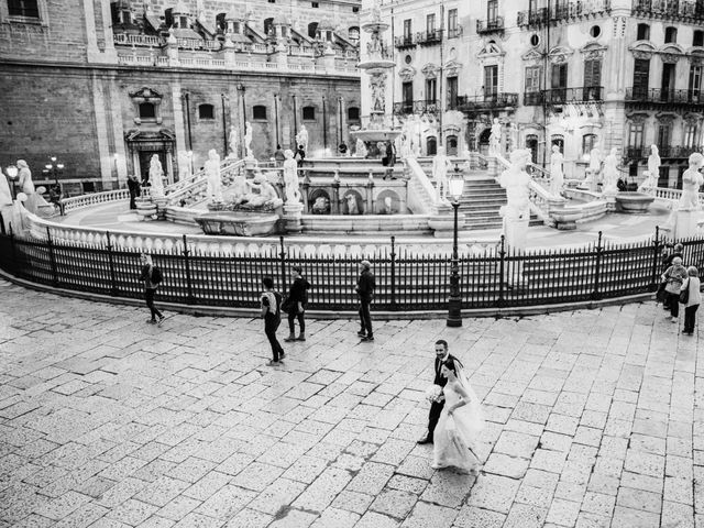 Il matrimonio di Salvo e Valeria a Palermo, Palermo 73