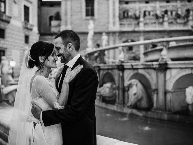 Il matrimonio di Salvo e Valeria a Palermo, Palermo 75