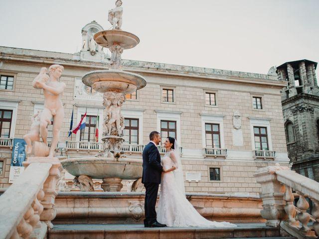 Il matrimonio di Salvo e Valeria a Palermo, Palermo 76