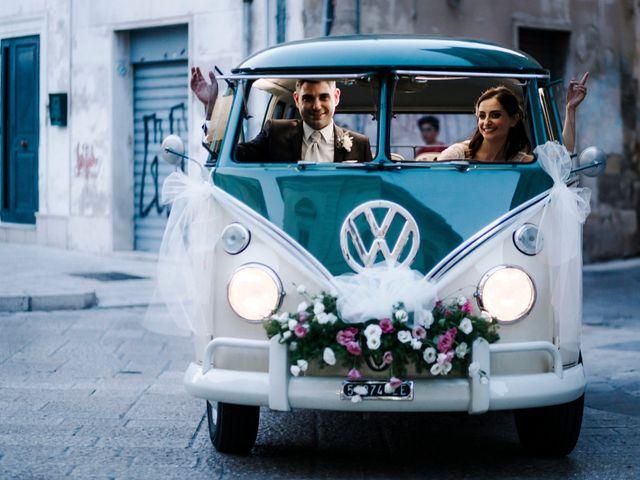 Le nozze di Mary e Fabio