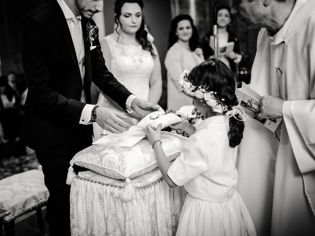 Il matrimonio di Riccardo e Marianna a Castenaso, Bologna 20