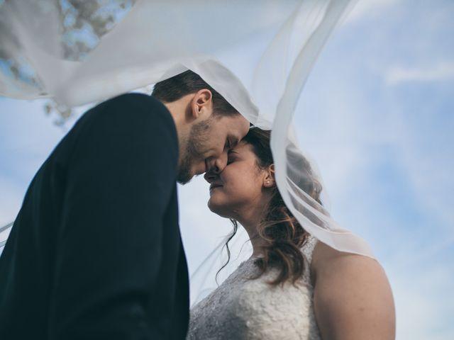 Le nozze di Marianna e Riccardo