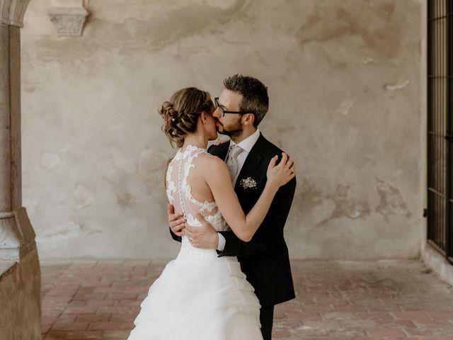 Le nozze di Nadia e Antonio