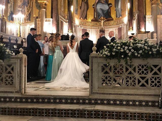 Il matrimonio di Andrea e Maria Rosa a Palermo, Palermo 3
