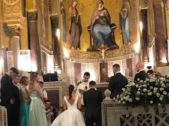 Il matrimonio di Andrea e Maria Rosa a Palermo, Palermo 4
