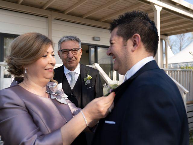 Il matrimonio di Luca e Angelica a Vasto, Chieti 9