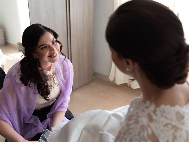 Il matrimonio di Luca e Angelica a Vasto, Chieti 7