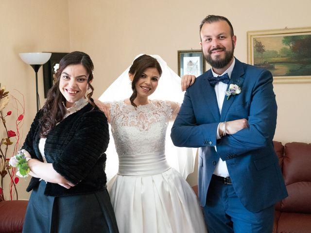 Il matrimonio di Luca e Angelica a Vasto, Chieti 14