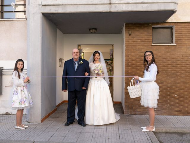 Il matrimonio di Luca e Angelica a Vasto, Chieti 17