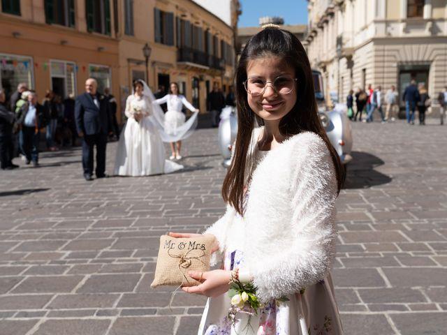 Il matrimonio di Luca e Angelica a Vasto, Chieti 18