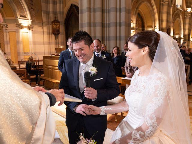 Il matrimonio di Luca e Angelica a Vasto, Chieti 19