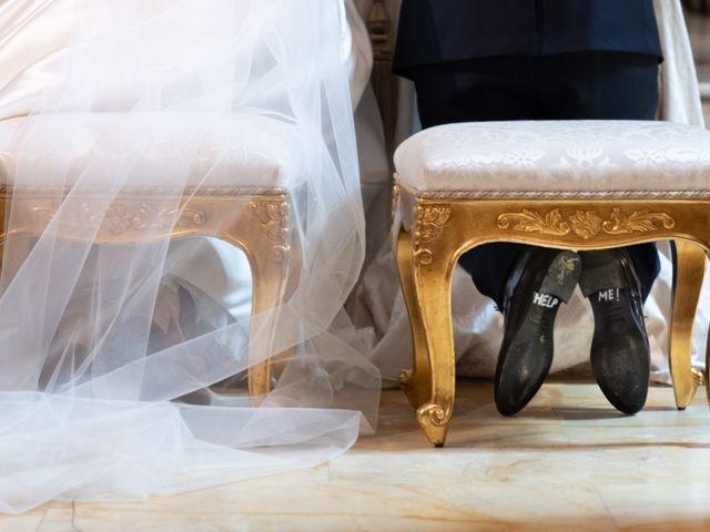 Il matrimonio di Luca e Angelica a Vasto, Chieti 21