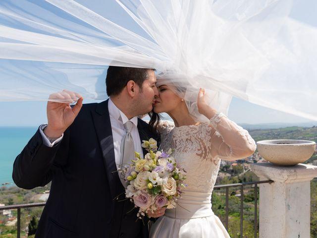 Le nozze di Angelica e Luca