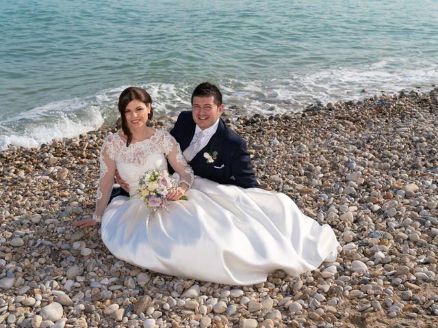 Il matrimonio di Luca e Angelica a Vasto, Chieti 29