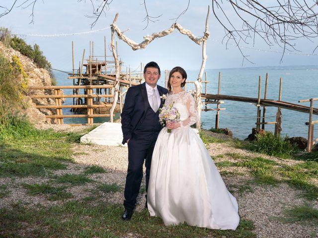 Il matrimonio di Luca e Angelica a Vasto, Chieti 30