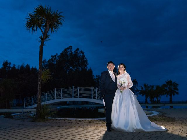Il matrimonio di Luca e Angelica a Vasto, Chieti 35