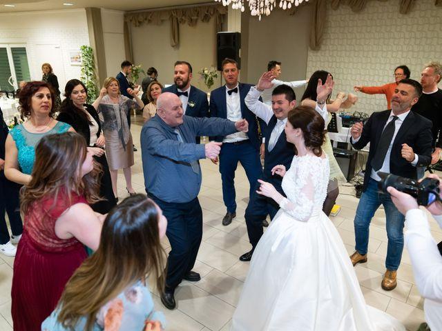 Il matrimonio di Luca e Angelica a Vasto, Chieti 38