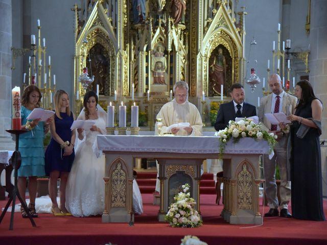 Il matrimonio di Paolo e Linda a Appiano sulla strada del vino-EppanB, Bolzano 7