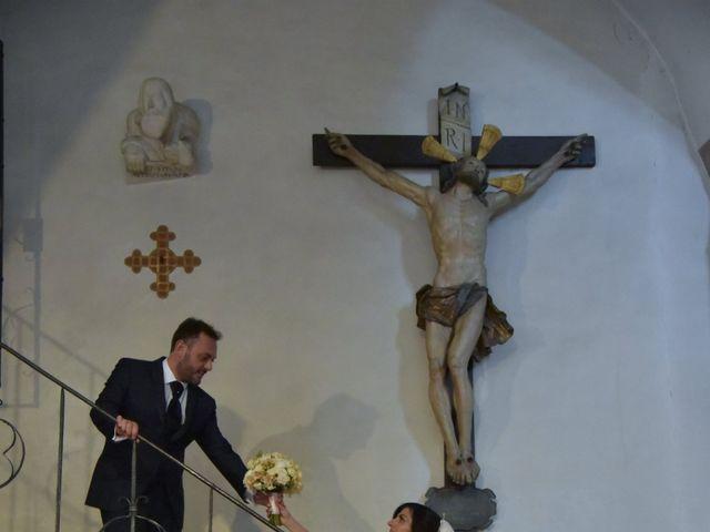 Il matrimonio di Paolo e Linda a Appiano sulla strada del vino-EppanB, Bolzano 9