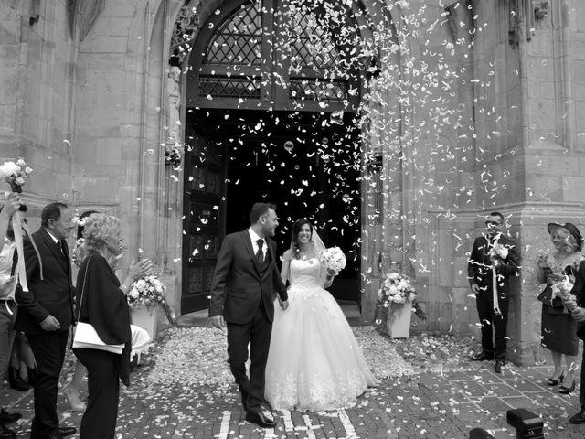 Il matrimonio di Paolo e Linda a Appiano sulla strada del vino-EppanB, Bolzano 10