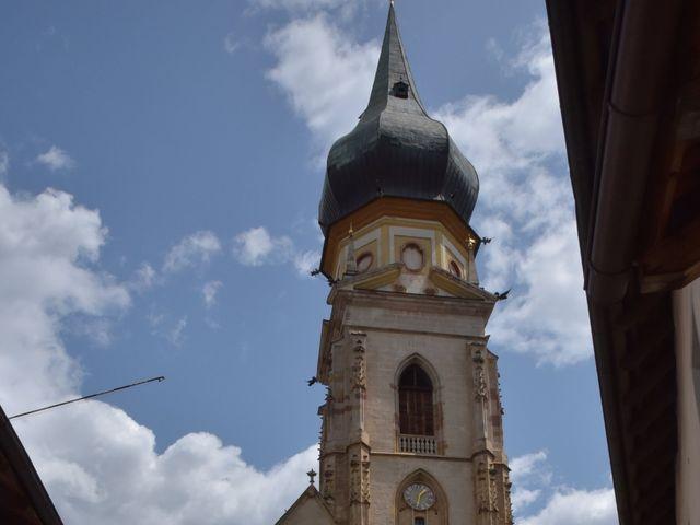 Il matrimonio di Paolo e Linda a Appiano sulla strada del vino-EppanB, Bolzano 13