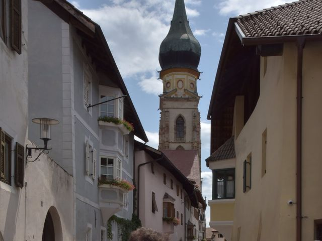 Il matrimonio di Paolo e Linda a Appiano sulla strada del vino-EppanB, Bolzano 15