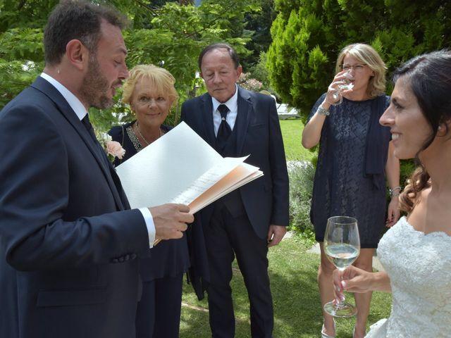 Il matrimonio di Paolo e Linda a Appiano sulla strada del vino-EppanB, Bolzano 17