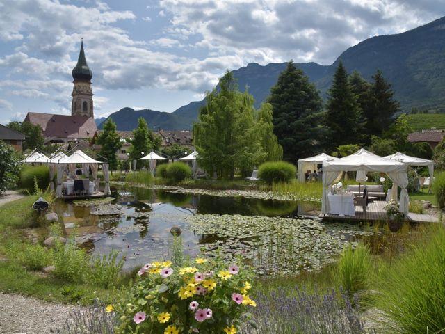 Il matrimonio di Paolo e Linda a Appiano sulla strada del vino-EppanB, Bolzano 18