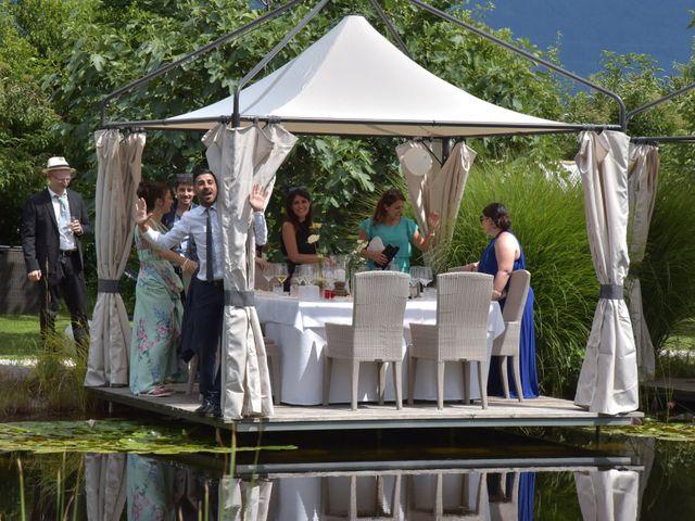 Il matrimonio di Paolo e Linda a Appiano sulla strada del vino-EppanB, Bolzano 19