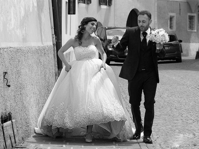 Il matrimonio di Paolo e Linda a Appiano sulla strada del vino-EppanB, Bolzano 21