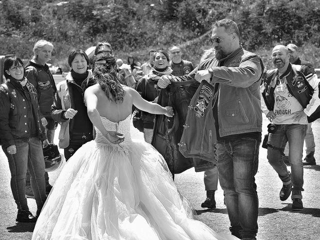 Il matrimonio di Paolo e Linda a Appiano sulla strada del vino-EppanB, Bolzano 26