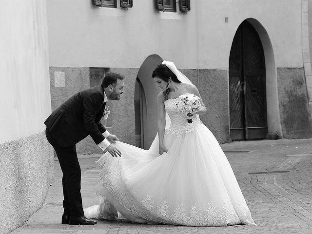 Il matrimonio di Paolo e Linda a Appiano sulla strada del vino-EppanB, Bolzano 30