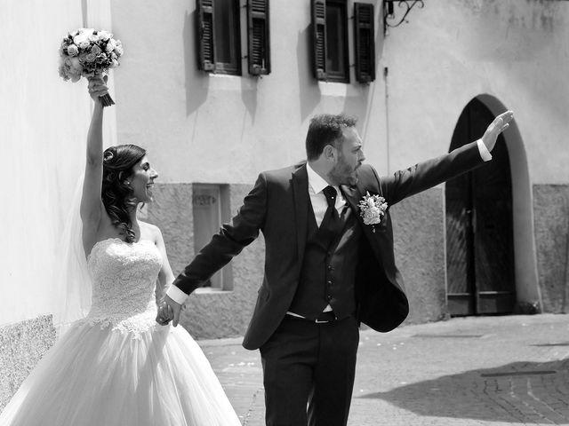 Il matrimonio di Paolo e Linda a Appiano sulla strada del vino-EppanB, Bolzano 31