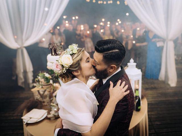 Le nozze di Michela e Vincenzo