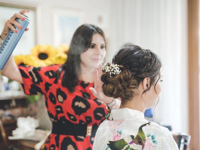 Il matrimonio di Simone e Valentina a Uta, Cagliari 15