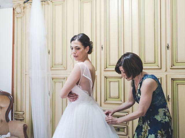 Il matrimonio di Simone e Valentina a Uta, Cagliari 16