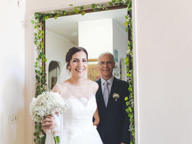 Il matrimonio di Simone e Valentina a Uta, Cagliari 22