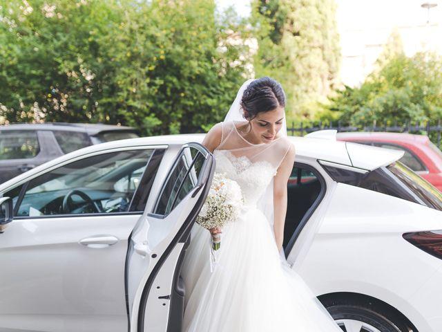 Il matrimonio di Simone e Valentina a Uta, Cagliari 23