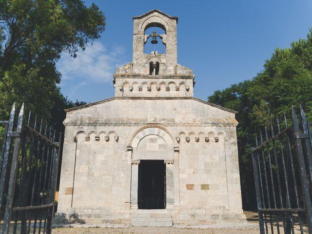 Il matrimonio di Simone e Valentina a Uta, Cagliari 25