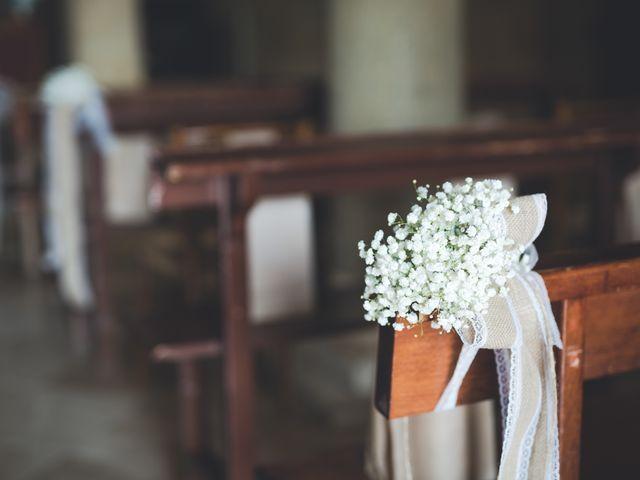 Il matrimonio di Simone e Valentina a Uta, Cagliari 26